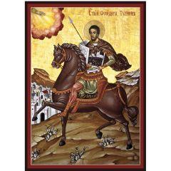 Икона на Св. Теодор Тирон 1