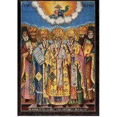 Икона на Св. Седмочисленици