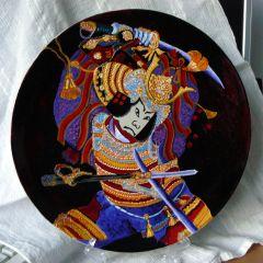 "Керамична чиния ""Шогун"""