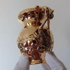 Каната на тракийска принцеса от съкровището в Могиланската могила