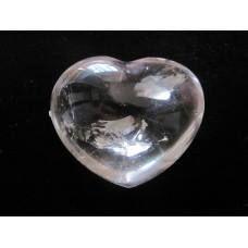 Сърце от Планински Кристал