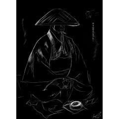 Монах / Живей за мига - Хайку