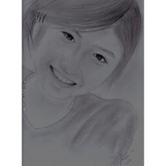 Японско момиче / Усмивка