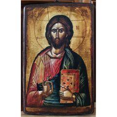 Икона на Иисус Христос 7