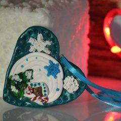 Играчка за Коледна елха