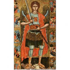 Икона на Архангел Михаил 4