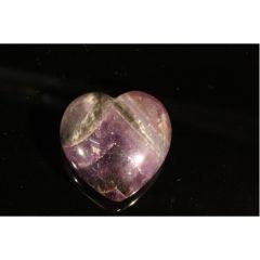 Сърце от естествен аметист, Супер-7
