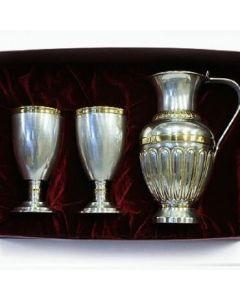 """Античен комплект за вино """"Рогозенското съкровище"""""""