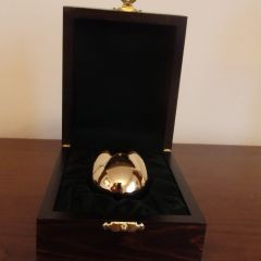 Луксозно златно яйце